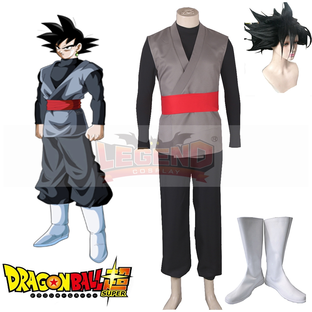 Dragon Ball Z Son Gohan Piccolo Daimao Fight Cosplay Costume